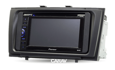 Carav Рамка TOYOTA Avensis (T270) 2009-2015 (CARAV 11-173) (фото, вид 3)
