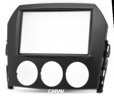 Carav Carav 11-176 | 2DIN переходная рамка Mazda MX-5, Miata 2005-2015 (фото, вид 4)