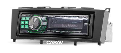 Carav Рамка MERCEDES-BENZ C-klasse (W204) 2007-2011 (CARAV 11-182) (фото, вид 2)