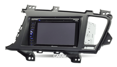 Carav Рамка KIA Optima III (TF), K5 2010-2013 (руль слева) (CARAV 11-191) (фото, вид 3)