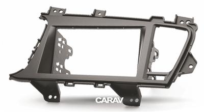 Carav Рамка KIA Optima III (TF), K5 2010-2013 (руль слева) (CARAV 11-191) (фото, вид 5)