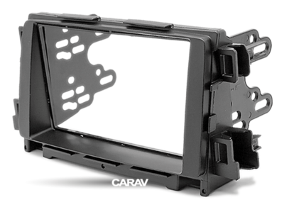 Carav Рамка MAZDA (6), Atenza 2012-2015; CX-5 2012-2017 (CARAV 11-194) (фото, вид 4)