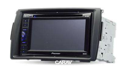 Carav Carav 11-197   2DIN переходная рамка Toyota Sienta 2003-2015 (фото, вид 3)