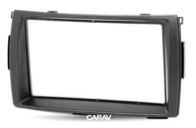 Carav Carav 11-197   2DIN переходная рамка Toyota Sienta 2003-2015 (фото, вид 5)