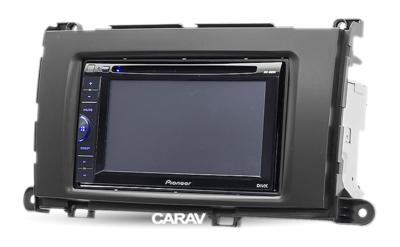 Carav Рамка TOYOTA Sienna 2010-2014 (CARAV 11-202) (фото, вид 2)