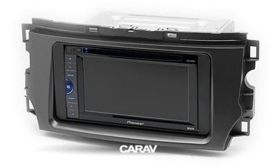 Carav Рамка TOYOTA Avalon 2010-2012 (CARAV 11-205) (фото, вид 3)