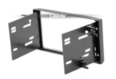 Carav Carav 11-212   2DIN переходная рамка Subaru Forester 2008+/2013+; Impreza 2007+/2013+; XV 2011-2017; WRX 2014+ (фото, вид 4)