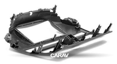 Carav Рамка HONDA Accord 2008-2012; Crosstour 2010-2012 (для рынка Америки-Азии / только для а/м без навигации / только с климат-контролем) (CARAV 11-215) (фото, вид 3)