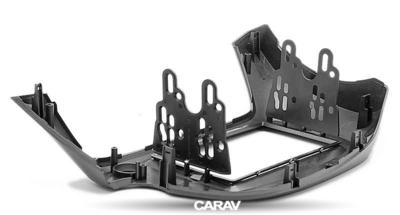 Carav Рамка HONDA Fit, Jazz 2008-2013 (руль справа) (CARAV 11-220) (фото, вид 2)