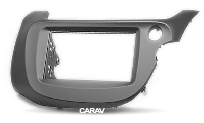 Carav Рамка HONDA Fit, Jazz 2008-2013 (руль справа) (CARAV 11-220) (фото, вид 3)