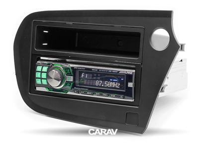 Carav Рамка HONDA Insight 2009-2014 (руль справа / с карманом) (CARAV 11-221) (фото, вид 6)