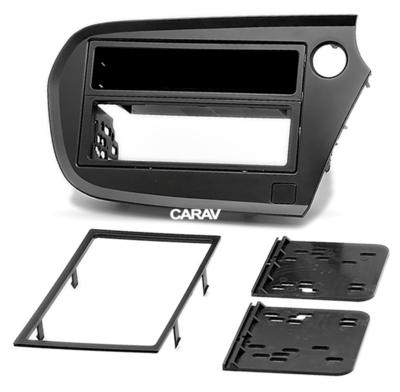 Carav Рамка HONDA Insight 2009-2014 (руль справа / с карманом) (CARAV 11-221) (фото, вид 8)