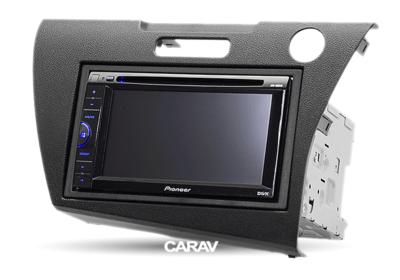 Carav Рамка HONDA CR-Z 2010+ (руль справа) (CARAV 11-224) (фото, вид 4)