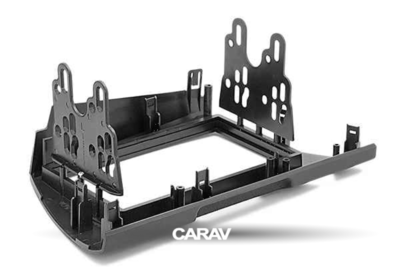 Carav Рамка HONDA CR-Z 2010+ (руль справа) (CARAV 11-224) (фото, вид 5)
