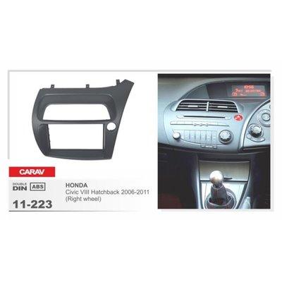 Carav Рамка HONDA Civic Hatchback 2006-2011 (руль справа) (CARAV 11-223) (фото, вид 2)