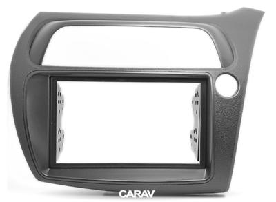 Carav Рамка HONDA Civic Hatchback 2006-2011 (руль справа) (CARAV 11-223) (фото, вид 6)