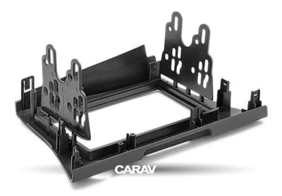 Carav Рамка HONDA CR-Z 2010+ (руль слева) (CARAV 11-225) (фото, вид 5)