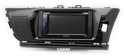 Carav Рамка TOYOTA Corolla 2013-2017 (руль справа) (CARAV 11-227) (фото, вид 5)