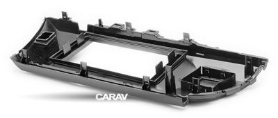 Carav Рамка TOYOTA Corolla 2013-2017 (руль справа) (CARAV 11-227) (фото, вид 6)
