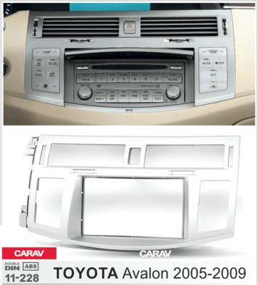 Carav Рамка TOYOTA Avalon 2005-2009 (CARAV 11-228) (фото, вид 3)
