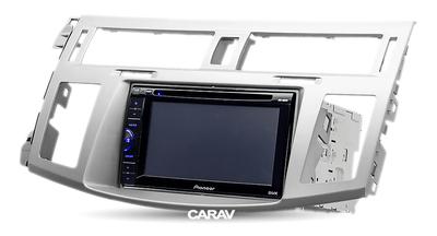 Carav Рамка TOYOTA Avalon 2005-2009 (CARAV 11-228) (фото, вид 4)