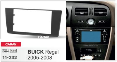 Carav Рамка BUICK Regal 2005-2008 (CARAV 11-232) (фото, вид 3)