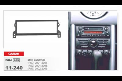 Carav Рамка MINI Hatch (R50/R53) 2001-2006; Cabrio (R52) 2004-2007 (CARAV 11-240) (фото, вид 2)