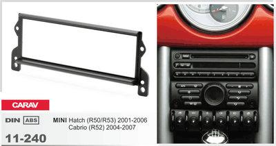Carav Рамка MINI Hatch (R50/R53) 2001-2006; Cabrio (R52) 2004-2007 (CARAV 11-240) (фото, вид 3)