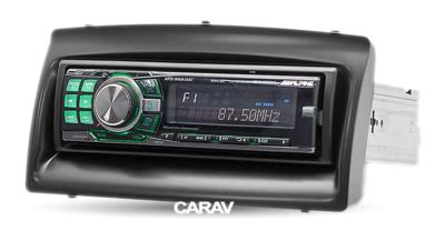 Carav Carav 11-241 | 1DIN переходная рамка BYD F3 2005-2013 (фото, вид 2)