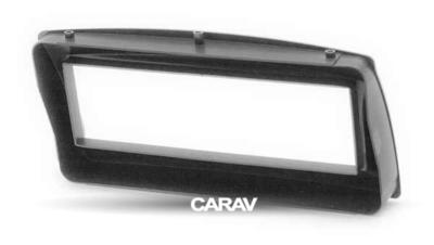 Carav Carav 11-241 | 1DIN переходная рамка BYD F3 2005-2013 (фото, вид 3)
