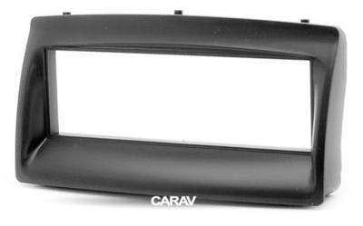 Carav Carav 11-241 | 1DIN переходная рамка BYD F3 2005-2013 (фото, вид 4)