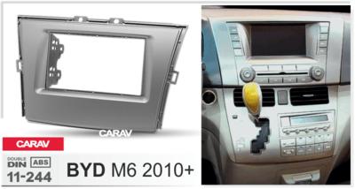 Carav Рамка BYD M6 2010+ (CARAV 11-244) (фото, вид 1)