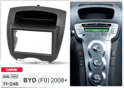 Carav Рамка BYD F0 2008+ (CARAV 11-246) (фото, вид 1)