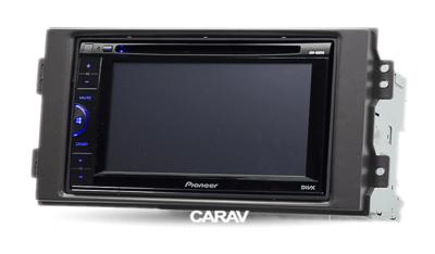 Carav Рамка MITSUBISHI Savrin 2001-2014 (CARAV 11-251) (фото, вид 2)