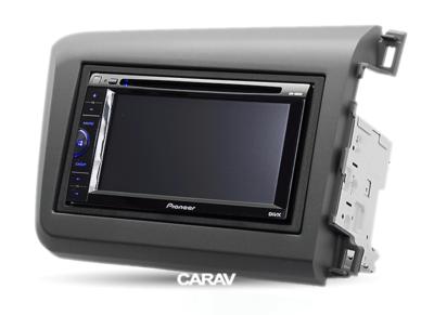 Carav Рамка HONDA Civic Sedan 2011-2013 (руль справа) (CARAV 11-261) (фото, вид 2)