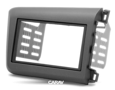 Carav Рамка HONDA Civic Sedan 2011-2013 (руль справа) (CARAV 11-261) (фото, вид 4)