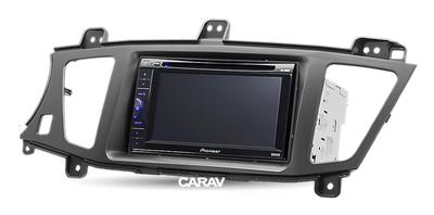Carav Рамка KIA Cadenza 2009-2012, K7 2011-2012 (руль слева) (CARAV 11-265) (фото, вид 4)