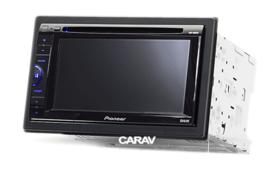 Carav Carav 11-279   2DIN переходная рамка Chery Eastar 2003-2012; B11, Mikado, Oriental Son, Queen 2005-2012; A5, A21, Alia, Elara, Fora 2006-2010, VORTEX Estina 2006-2012 (фото, вид 4)