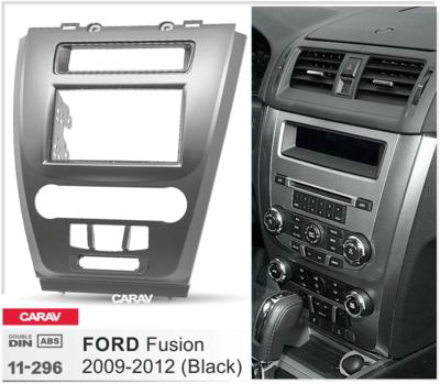 Carav Рамка FORD Fusion 2009-2012 (CARAV 11-296) (фото, вид 1)