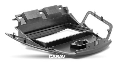Carav Рамка FORD Fiesta 2008-2017 (без штатного дисплея) (CARAV 11-303) (фото, вид 3)
