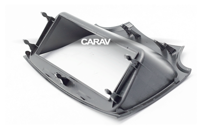 Carav Carav 11-307 | 1DIN переходная рамка Ford Ka 2008-2016 (фото, вид 4)