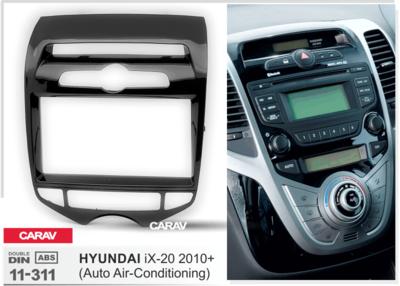Carav Рамка HYUNDAI iX-20 2010+ (с климат-контролем) (CARAV 11-311) (фото, вид 3)