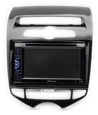 Carav Рамка HYUNDAI iX-20 2010+ (с климат-контролем) (CARAV 11-311) (фото, вид 4)