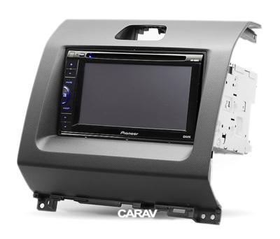 Carav Рамка KIA Ray 2011+ (CARAV 11-316) (фото, вид 5)
