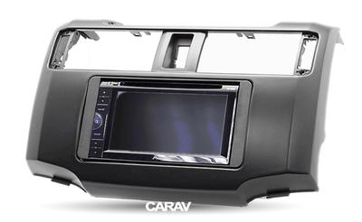 Carav Рамка TOYOTA 4 Runner 2009+ (CARAV 11-321) (фото, вид 5)