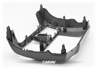 Carav Рамка TOYOTA 4 Runner 2009+ (CARAV 11-321) (фото, вид 6)