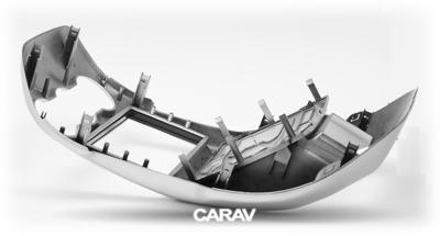 Carav Рамка FORD Ranger 2011-2015 (с климат-контролем) (CARAV 11-328) (фото, вид 3)