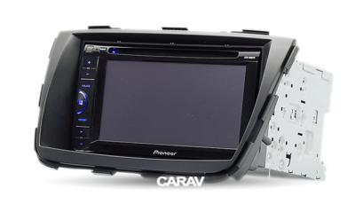 Carav Carav 11-332 | 2DIN переходная рамка KIA Sorento (XM) 2012-2015 (фото, вид 3)