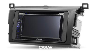 Carav Рамка TOYOTA RAV4 2013+ (CARAV 11-343) (фото, вид 3)
