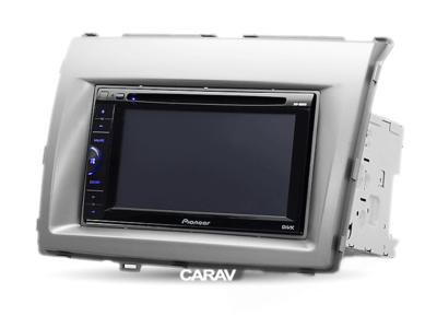 Carav Carav 11-347   2DIN переходная рамка Mazda (8) 2006-2016, MPV 2006+ (фото, вид 3)